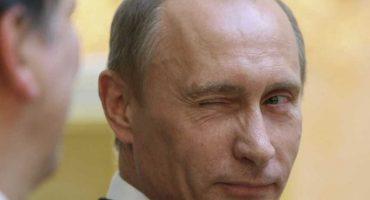 Con ustedes el perfume inspirado en Vladimir Putin