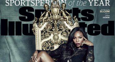 Serena Williams es el Personaje Deportivo del Año para Sports Illustrated