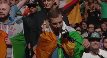 Holly Holm recibió una serenata previo a UFC 194