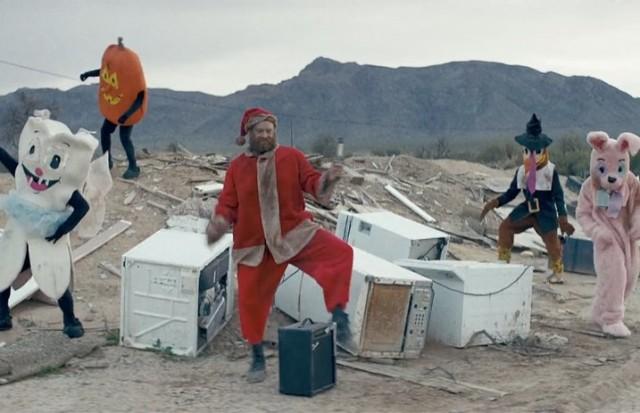 Con ustedes: ¡The Killers y su nueva canción navideña!
