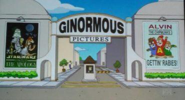 La predicción de Los Simpson sobre #TheForceAwakens de hace 6 años
