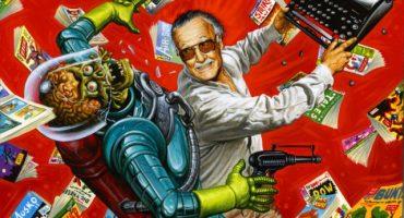 ¡Excélsior! Celebremos el cumpleaños 93 de Stan Lee