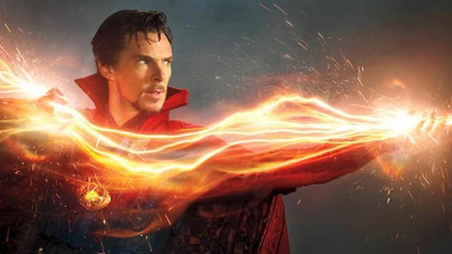 Nuevas imágenes de Benedict Cumberbatch como Doctor Strange