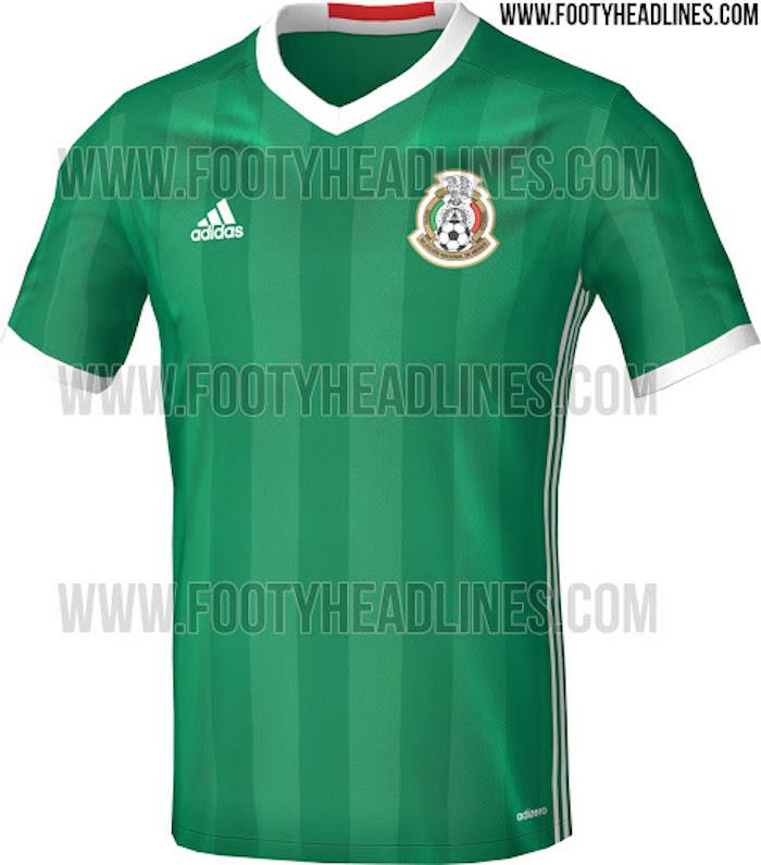 ad3cfb6303587 uniforme mexico copa america 2016 - Sopitas.com