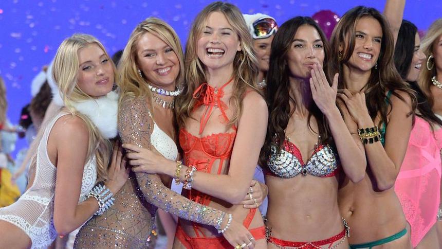 ¡Ufff! Los Ángeles de Victoria's Secret volvieron para el Fashion Show 2015