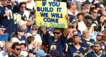 Raiders, Rams y Chargers quieren irse a Los Angeles