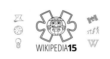 Asiste a los festejos en México por los 15 años de Wikipedia