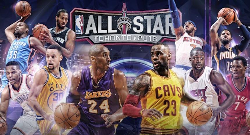 Anuncian los equipos para el juego All Star de la NBA