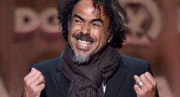 Alejandro González Iñárritu gana el Globo de Oro por Mejor Director