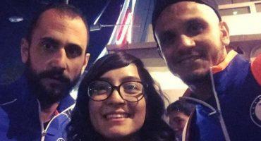 #EpicFail El camión de Cruz Azul se olvidó de dos de sus jugadores
