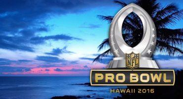 Toda la actividad del Pro Bowl la puedes seguir aquí
