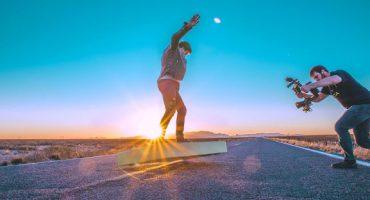 Arcaboard: La hoverboard como realmente debería ser