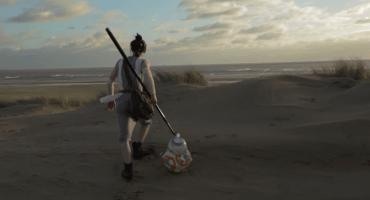 Así sería Star Wars VII: The Force Awakens sin presupuesto