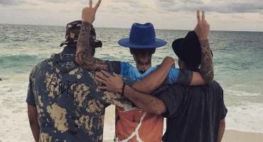 Las vacaciones de Justin Bieber en la Riviera Maya
