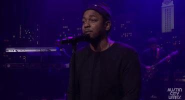 Escucha en vivo la presentación de Kendrick Lamar para Austin City Limits
