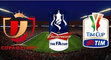 Fin de semana de Copas en el futbol europeo
