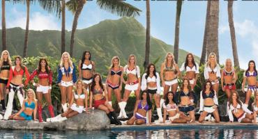 Las porristas del Pro Bowl 2016