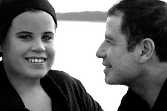 No se pierdan el emotivo mensaje de John Travolta a su fallecido hijo