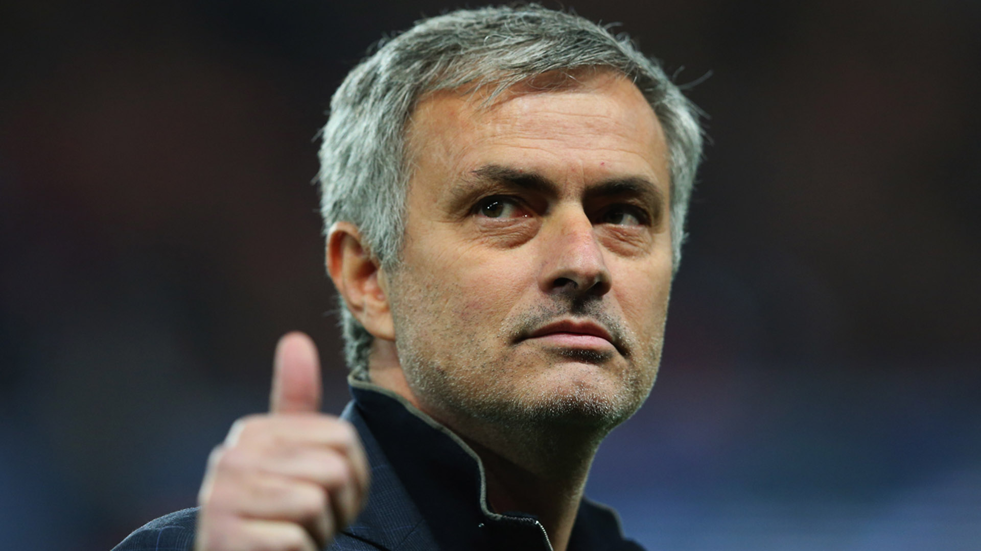 Jose Mourinho bien