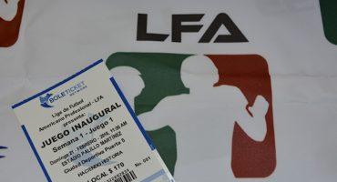 Todo lo que necesitas saber de la Liga de Football Americano Profesional
