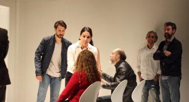 Entrevistamos al director y al productor de La Gaviota que se presenta en el Foro Shakespeare