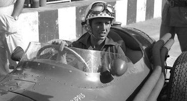 Falleció María Teresa de Filippis, la primera mujer en correr en F1