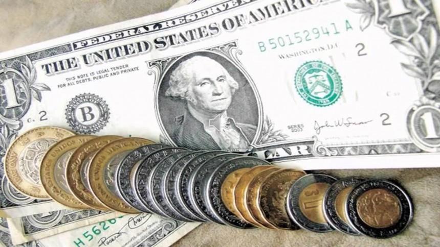El dólar alcanza su quinto máximo histórico, y va tras los 20 pesos