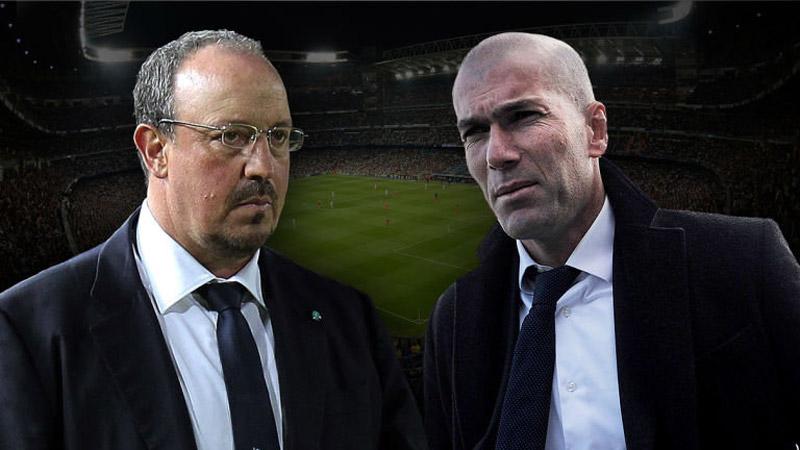 OFICIAL: Rafa Benitez es destituido como técnico del Real Madrid, Zidane al relevo
