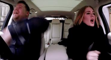 Adele se pone a cantar al mero estilo de las Spice Girls y de Nicki Minaj