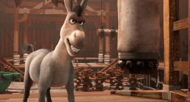 Nuevo comercial de Kung Fu Panda 3 con la aparición de Shrek y Burro