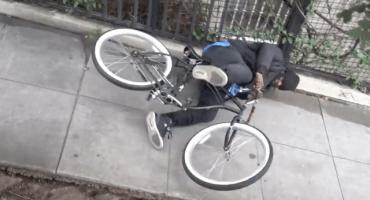 ¿Cansado de que te roben tu bicicleta? Nada que un poco de electricidad no pueda arreglar