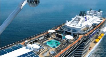 El crucero más avanzado tecnológicamente en el mundo, también cuida el ambiente