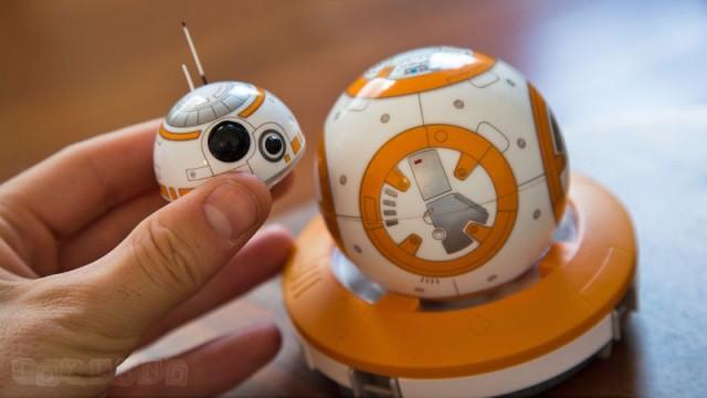 Es tiempo de utilizar la Fuerza con este nuevo modelo de BB-8