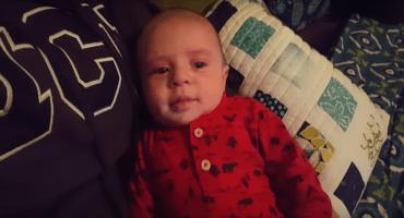 La influencia que tiene la 'Marcha Imperial' en este bebé es impresionante