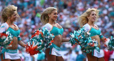Los Miami Dolphins buscarán porristas en México