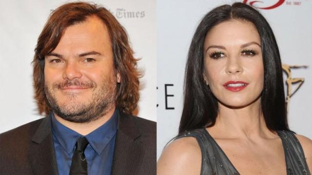 Chatherine Zeta Jones y Jack Black se unen a las denuncias de discriminación en los Óscar