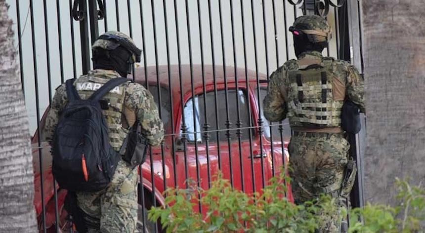 El operativo para re capturar a Joaquín 'el Chapo' Guzmán en imágenes