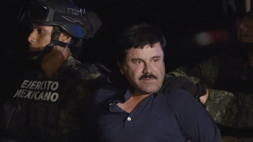¿Podría haber pena de muerte para el Chapo?