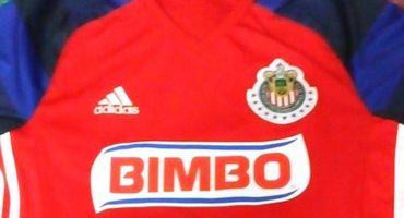 Filtran nuevo uniforme de las Chivas para el 2016