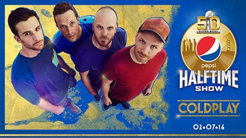 ¿Qué canciones de Coldplay quieren escuchar en el Super Bowl?
