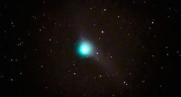 El cometa Catalina podrá verse desde la Tierra este fin de semana