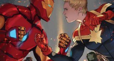 Se avecina cómic de Civil War II y con este la resurrección de un personaje de Marvel