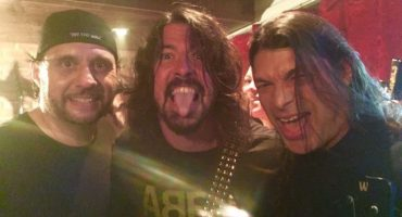 Dave Grohl, integrantes de Metallica, Slayer y Pantera hacen un cover de 'Ace of Spades'