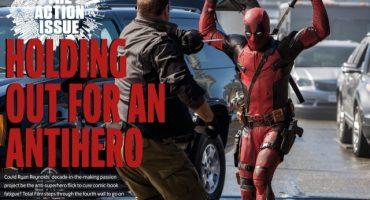 Nuevas imágenes de Deadpool de la revista Total Film