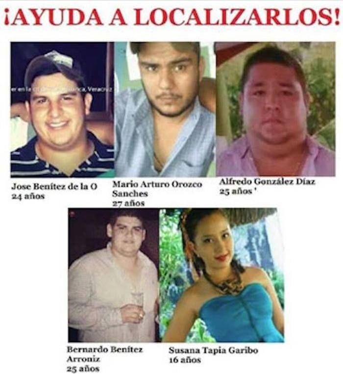Veracruz: van 7 policías detenidos por desaparición forzada, habrían entregado jóvenes a crimen organizado