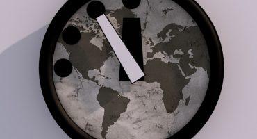 El reloj del fin del mundo se mantiene a 3 minutos del Apocalipsis