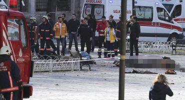 Explosión en centro turístico de Turquía; se reportan muertos y heridos