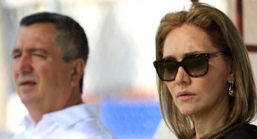 Continua la novela, Angélica Fuentes desvió 72 millones de dólares