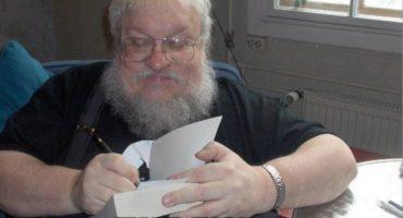 George Martin no sacará el nuevo libro de Games of Thrones antes de la nueva temporada