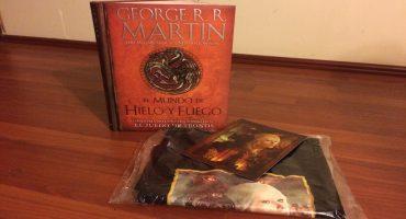 ¿Fan de Game of Thrones? Los Reyes Magos y Sopitas.com te tienen un regalo
